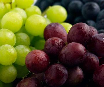 Grapes Red & White
