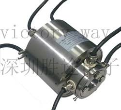 Explosion-proof slip ring(TEX-38) for oil platform/packing machine/agro-product processing equipment