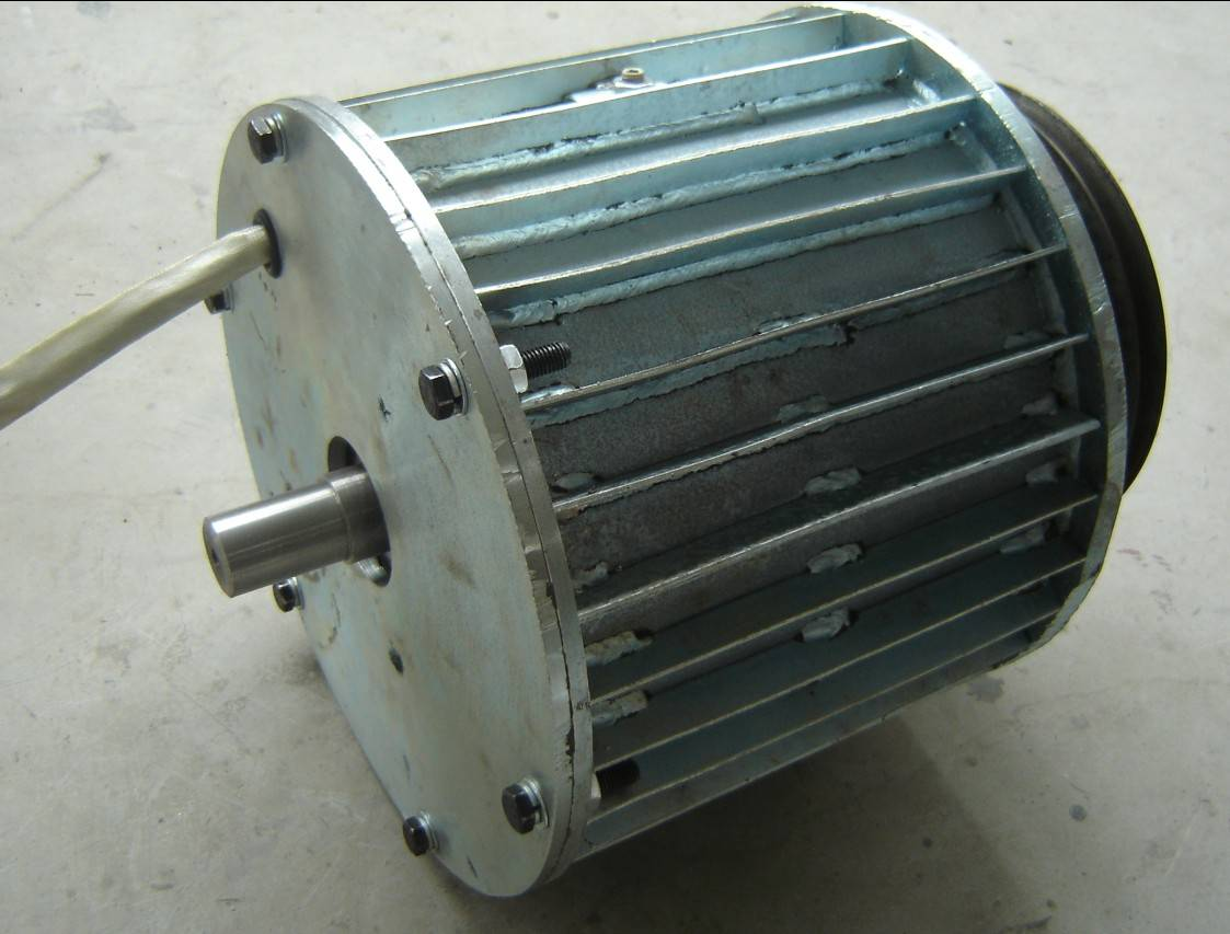 800w -5KW ac rare earth permanent magnet generator