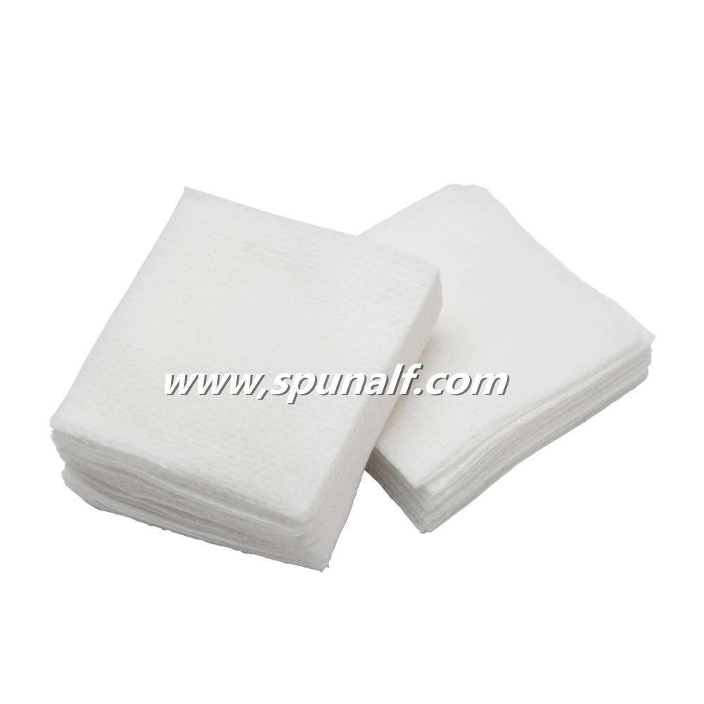 Spunlacenonwovenfabric skin care use wet wipe
