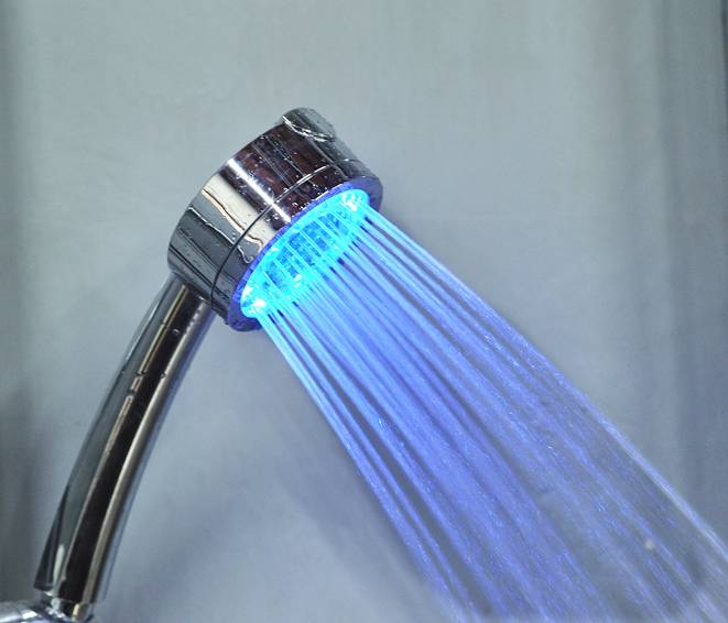LED Shower hand