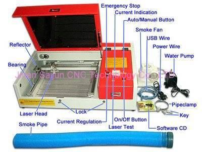 sell mini laser engraving machine