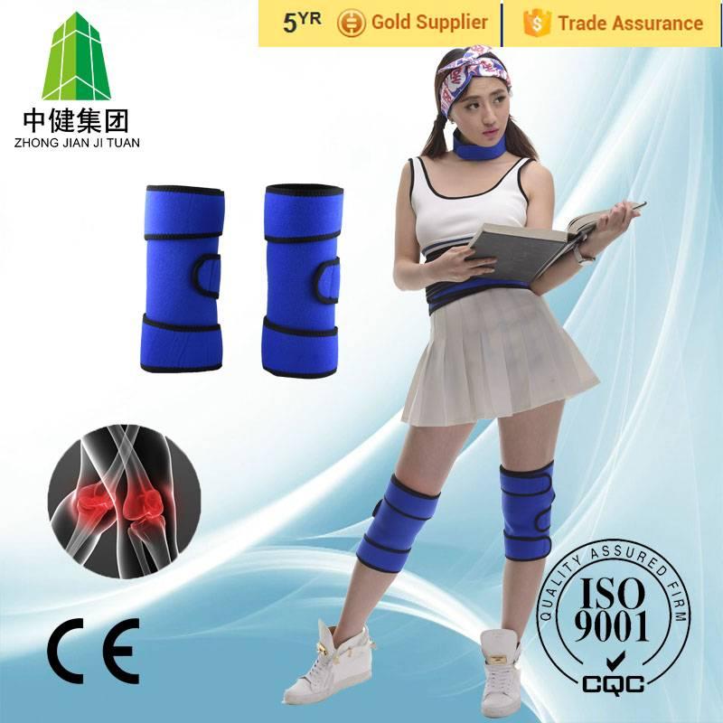 Tourmaline Self Heating Magnetic Kneepads
