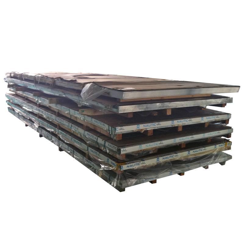 Aluminum Shipbuilding Plate