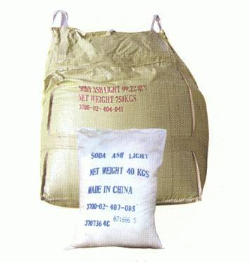 SODA ASH LIGHT 99.2%min WITH UNBEATABLE PRICE