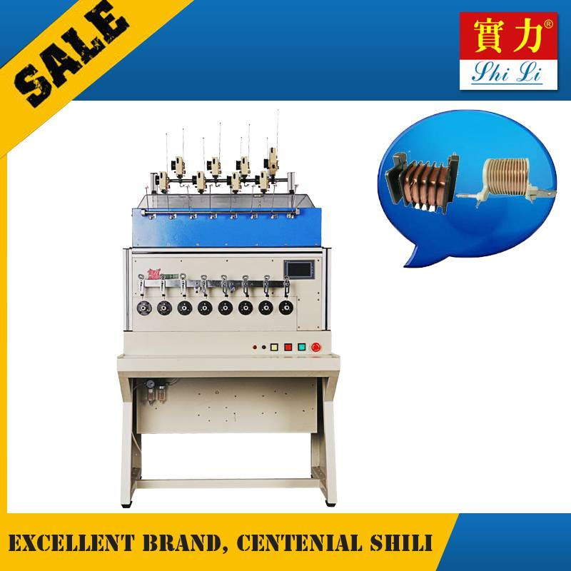 Automatic Twist Wire Winding Machine