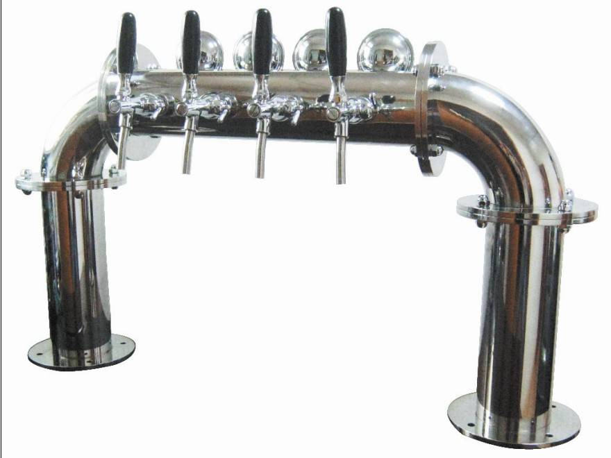 Four Taps Beer Chiller