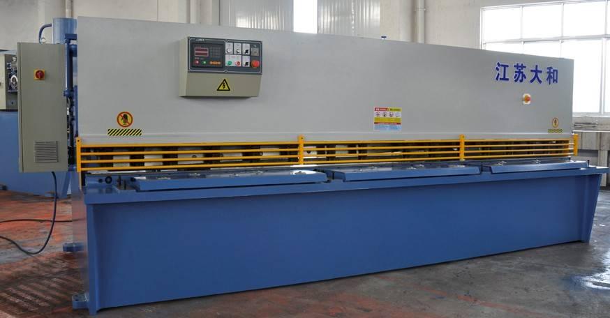 hydraulic shearing machine QC12Y-12x2500