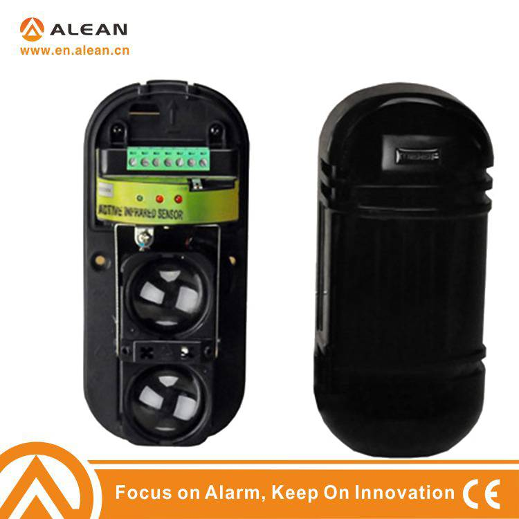 Dual Beam Intelligent Active Infrared Motion Detector for House security System