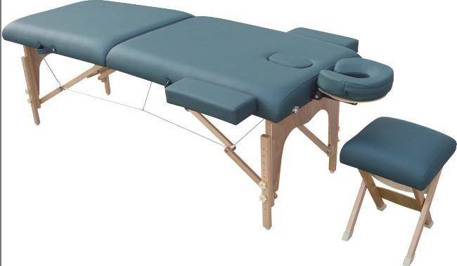 Wooden Massage Table (QMT-007)