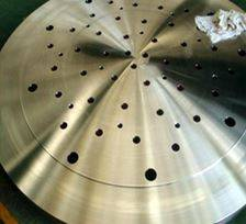 Steel Cover_SUS 316L with overlay welding