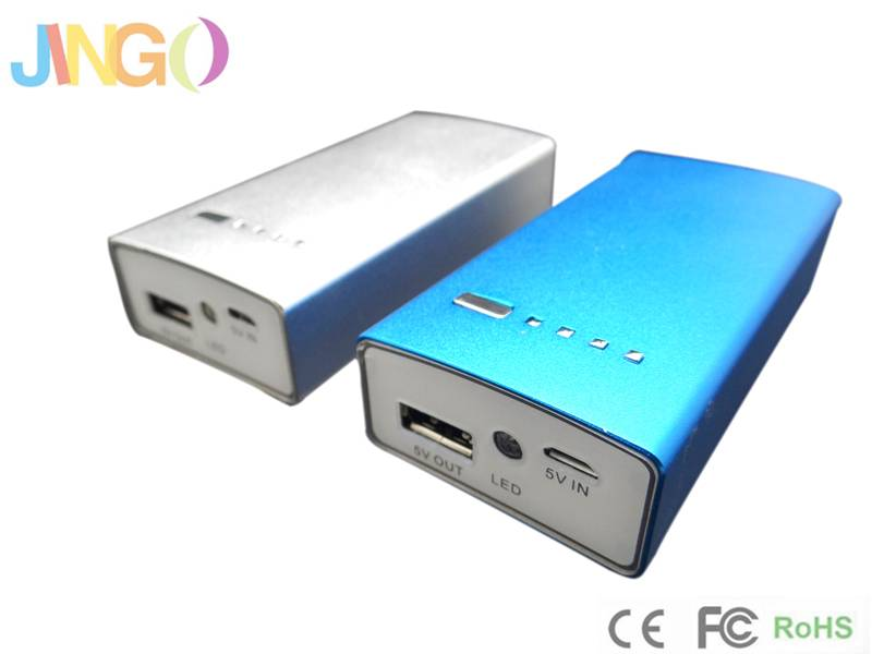 Good-quality Portable Charger, Approved with CE, RoHS and FCC