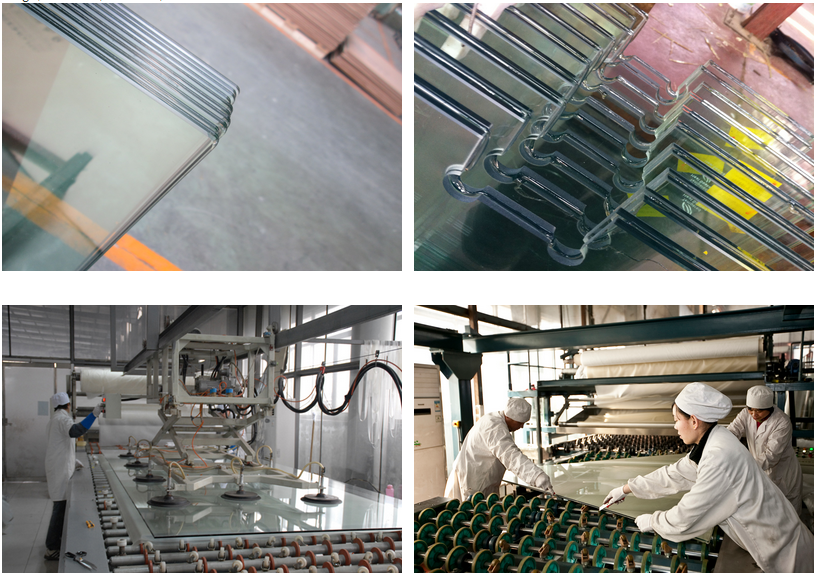 sell SGCC CE certification of laminated glass for door