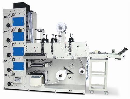 WJRB-320B Flexo-Graphic Printing machine