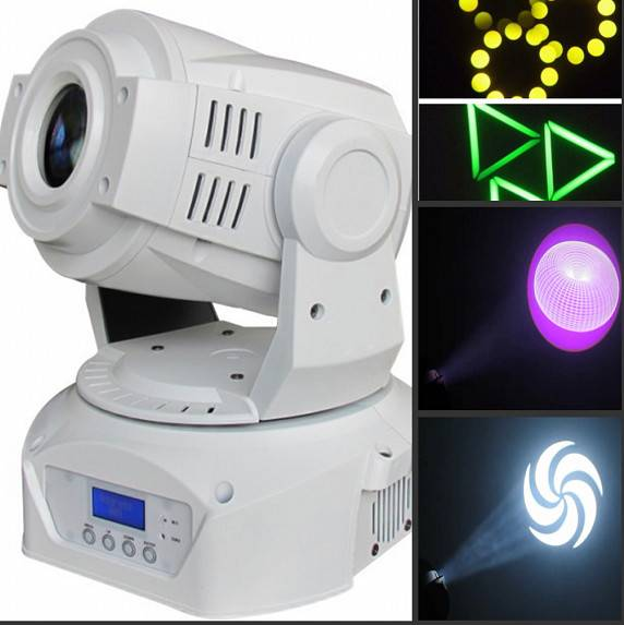 75W LED Moving Head Spot light for stage light disco light