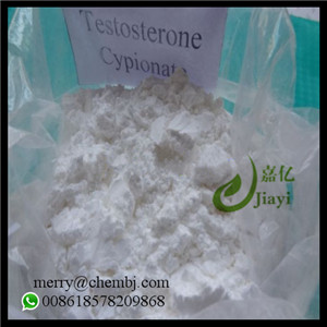 Hot Sale Steroid Powder Testosterone Cypionate