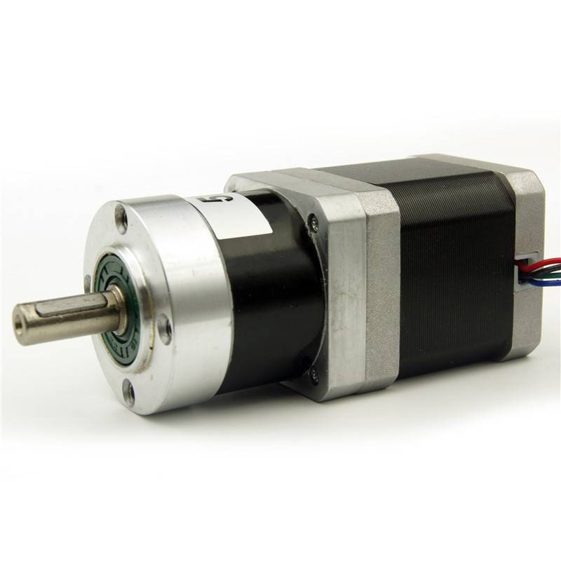 NEMA17 Planetary geared stepper motor