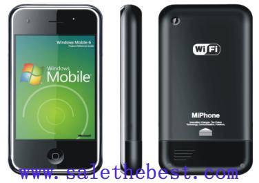 WIFI&GPS PDA   mobile phone 16gb(wholesale)