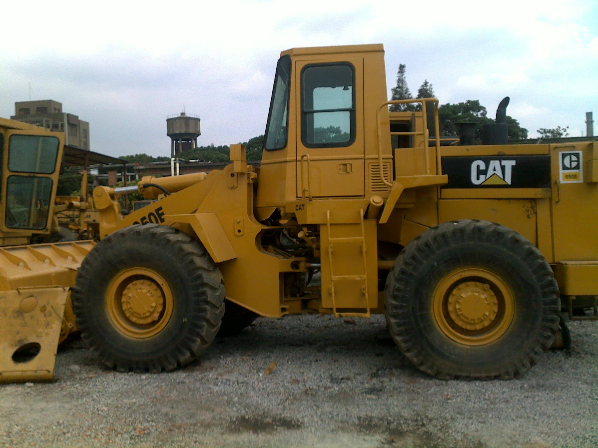 used wheel loaders,CAT 950E