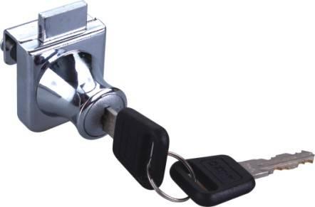Glass Door Lock for Single Opening (E115)