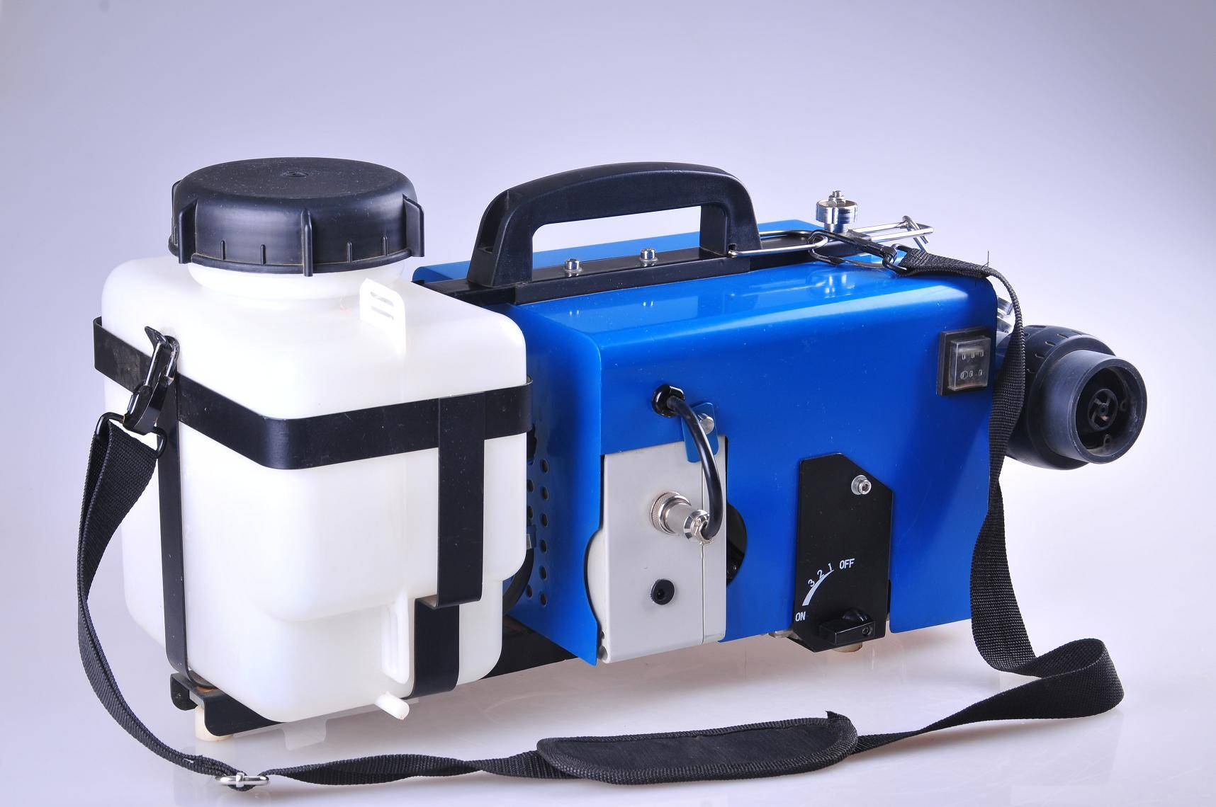 Battery powered ulv cold fogger for poultry Lithium Battery sprayer