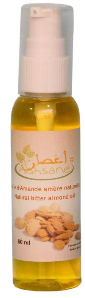 Bitter almond oil: