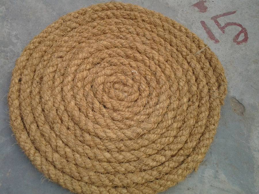 Supplying of Jute Mat/Pad, Coir Mat/Pad, Jute Fabrics, Jute Rope & so on from Bangladesh.