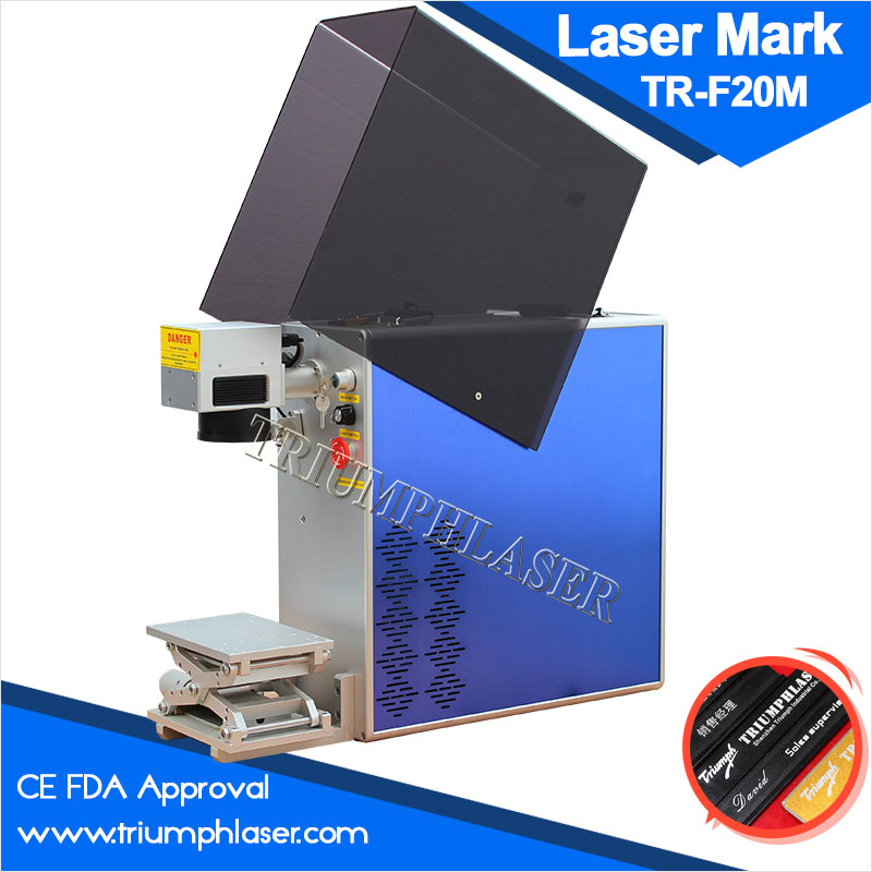 Metal non-metal laser engraving Fiber laser marking machine