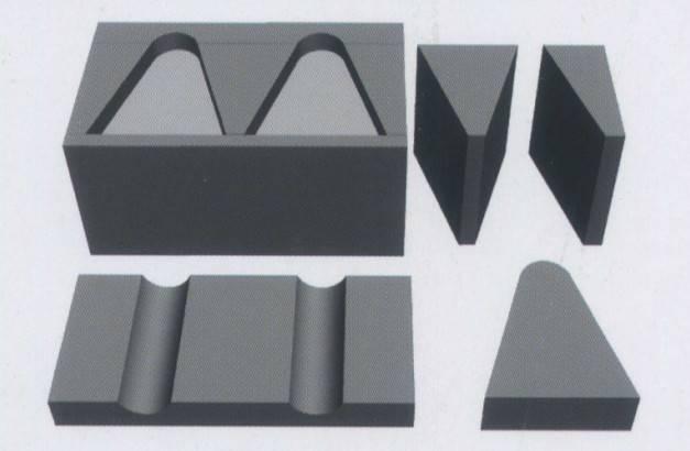 high pure graphite blocks for sale