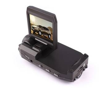 Car DVR with Dual Camera