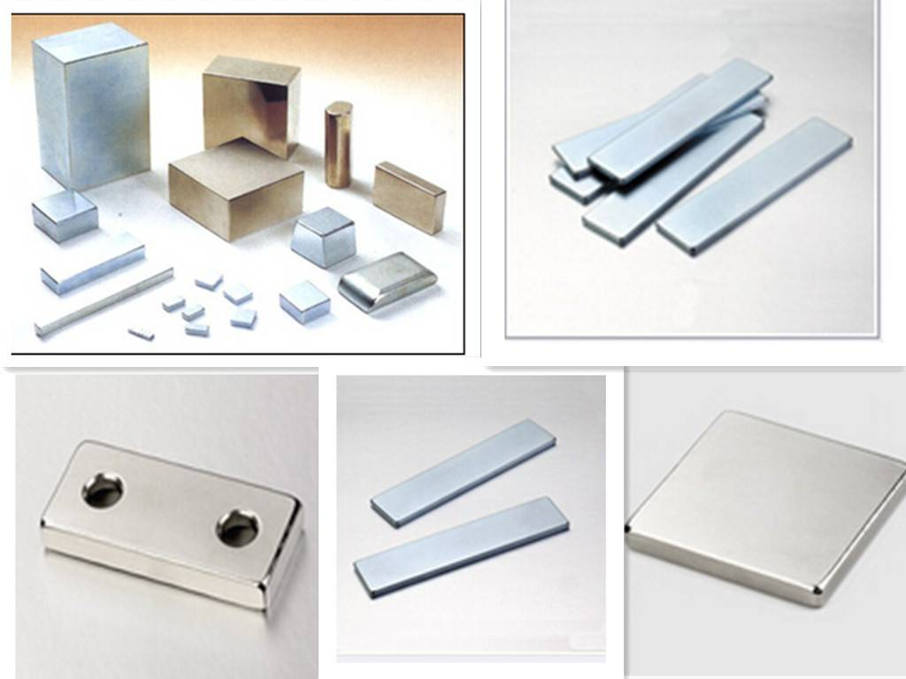 Sell Block Magnet In Various Specification