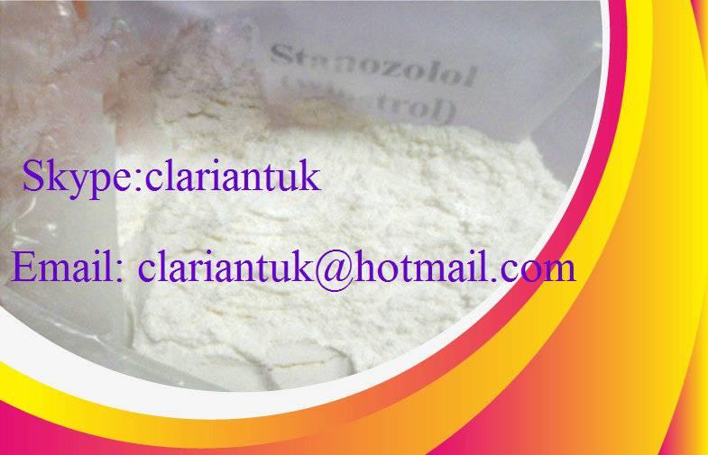 Stanozolol10418-03-8 Winstrol steroid powder