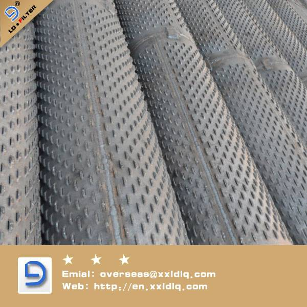 well water stainless steel casing pipes &screens