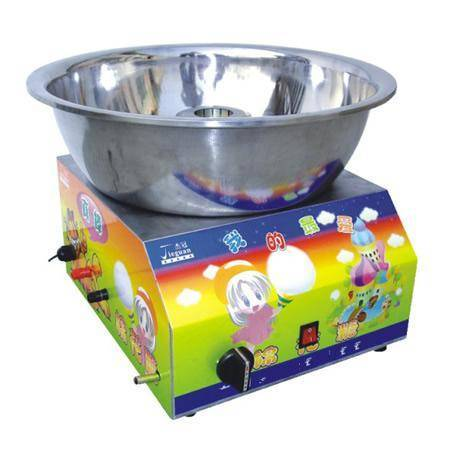 Commerical cotton candy machine