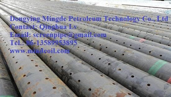 Peforated Liner Pipe