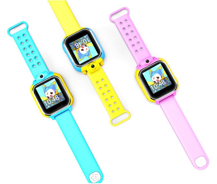 3G Kids GPS Tracker Watch with Camera