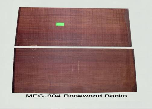 Suppliers of Indian Rosewood Guitar Back & Sides.