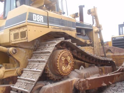 used dozer CAT D8R
