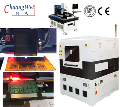 Customizable PCB UV Laser Cutting Machine For Printed Circuit Board FPC,CWVC-5L