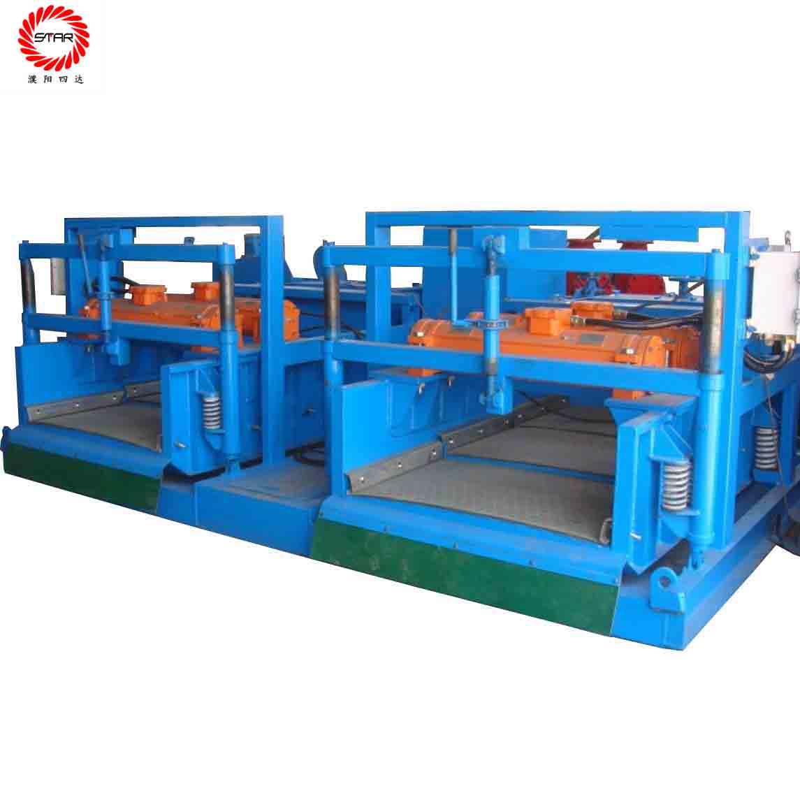 Sell Oilfield Drilling Rid Drilling Fluid Solid Control Equipment Shale Shake