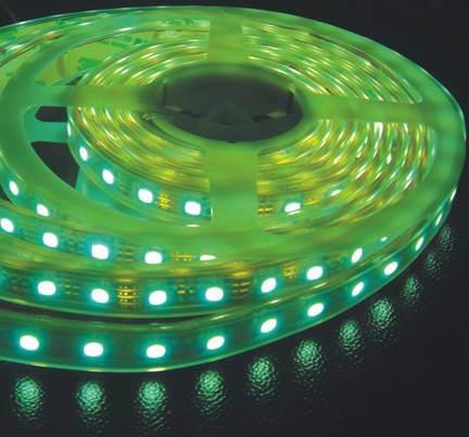 12V 7.2W RGBW flexible led strip