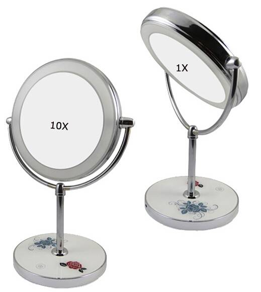 Unique design cosmetic mirrors deserve too be obtained by dear