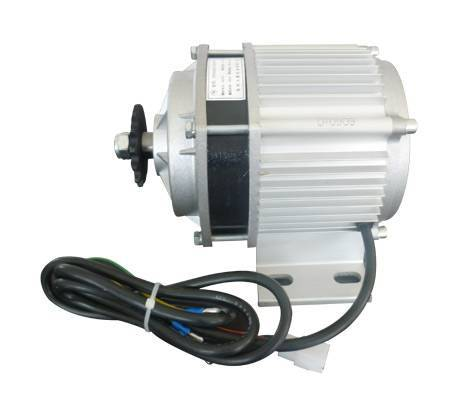 motor for electric tricycle