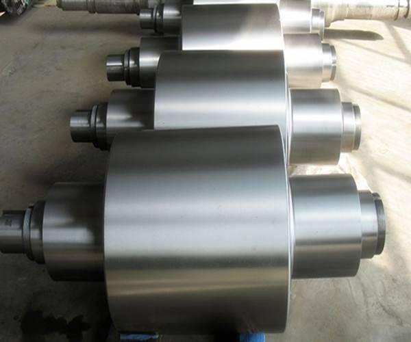 Alloy steel rolls