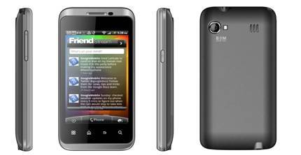FCB047 cheapest TV with dual sim card Android2.2 GSM/TV mobile phone