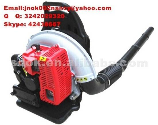 High quality Knapsack Gasoline Blower, road blower Backpack type road blower for cleaning concrete