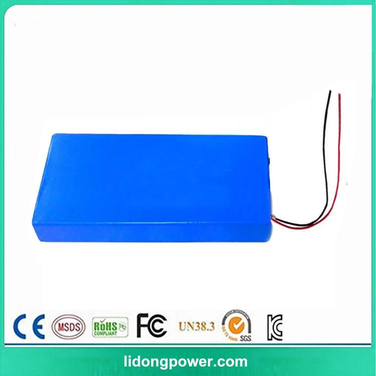 Battery Pack 18V 10Ah Li-ion Battery