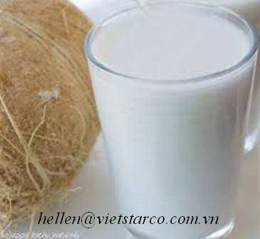 We sell Coconut milk high quality and price is best