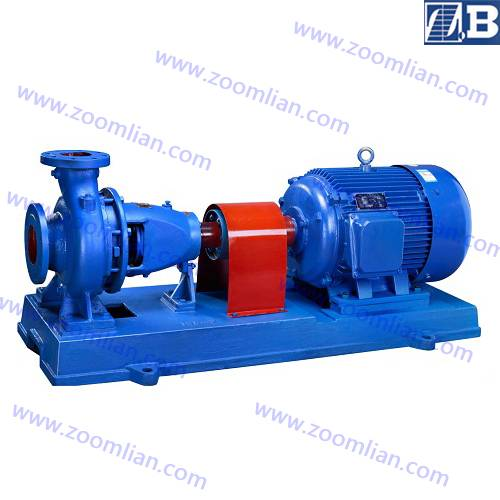 centrifugal circulating water pump
