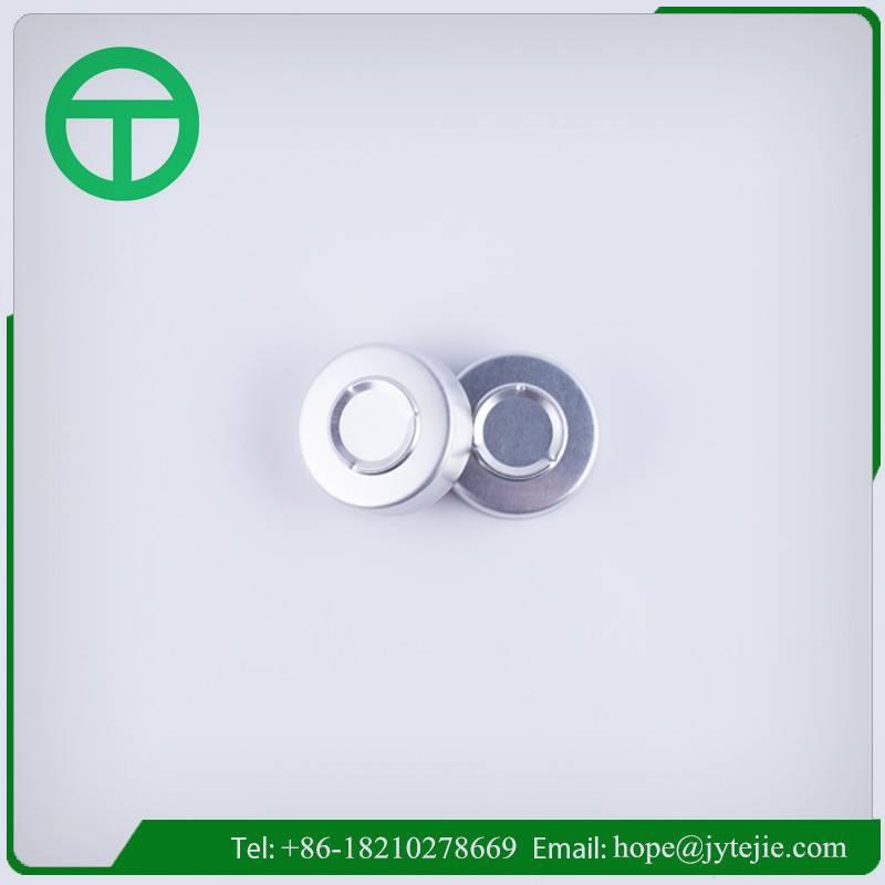 28mm aluminium caps
